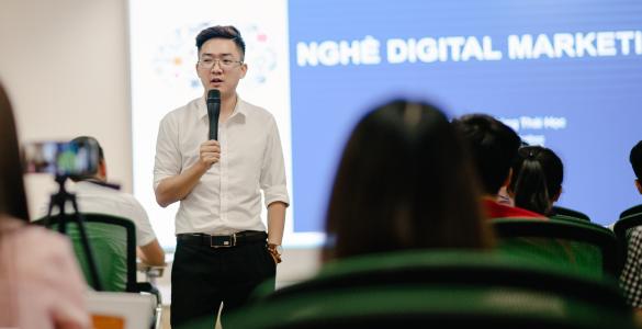 Bước chân vào nghề Digital như nào, bắt đầu học Digital Marketing ra sao (Part 1).