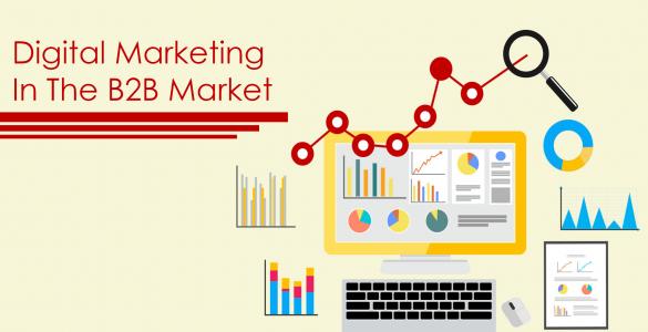 Gợi ý cách làm Digital Marketing cho Doanh Nghiệp B2B