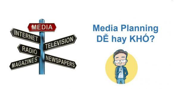 Slide buổi talk về Media Planning