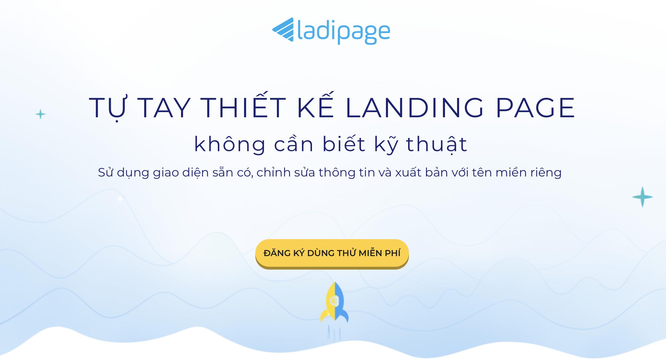 ladi page