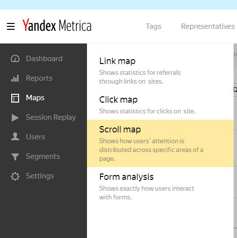 tối ưu landing với yandex