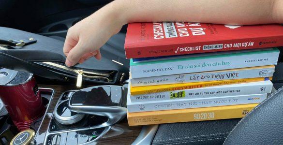 Review 5 cuốn sách hay dân Content nên đọc